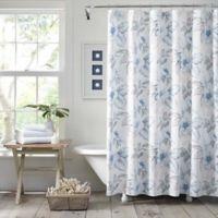 Tommy Bahama® Casablanca Garden Dove Shower Curtain