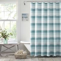 Tommy Bahama® Hula Beach Tranquil Blue Shower Curtain