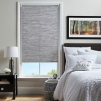 Kenza Cordless 39-Inch x 64-Inch Roller Shade in Grey
