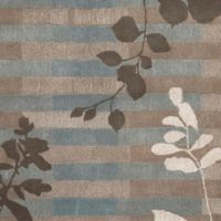 Surya Smith II 2'6 x 8' Hand-Tufted Runner in Brown/Grey