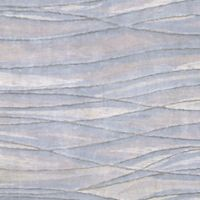 Surya Shibui 2'6 x 10' Hand-Knotted Runner in Blue/Neutral