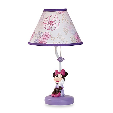 Disney Baby Butterfly Dreams Lamp Base and Shade