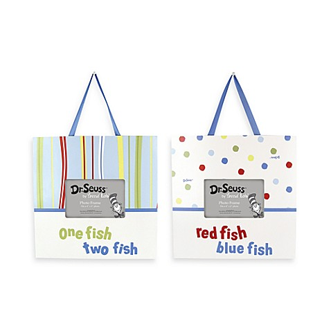 Dr. Seuss™ by Trend Lab® One Fish Two Fish Frame