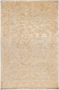Surya Hillcrest 7'9 x 9'9 Area Rug in Wheat