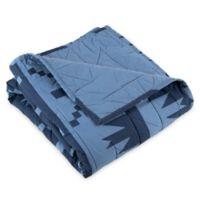 Pendleton Spider Rock Reversible Play Mat in Blue