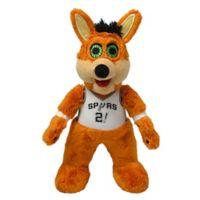 Bleacher Creatures™ NBA San Antonio Spurs Coyote Mascot Plush Figure