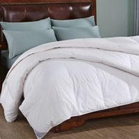 Peace Nest Luxurious Down Alternative Comforter in White