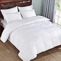 Peace Nest Down Full/Queen Comforter in White