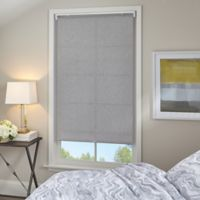 Twilight Cordless 23-Inch x 64-Inch Roller Shade in Grey