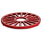 Tramontina® Gourmet Cast Iron Series 1000 7-Inch Trivet in Red