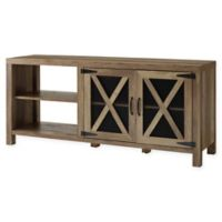 Forest Gate™ Englewood 58-Inch TV Console in Rustic Oak
