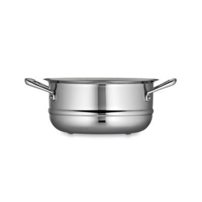 tramontina gourmet prima stainless steel insert for 3quart and 4