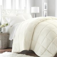 Home Collection All Seasons Down Alternative King Comforter in Ivory