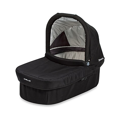how to remove uppababy bassinet from stand