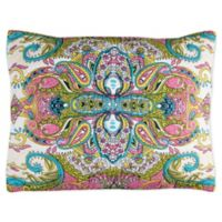 Rizzy Home Carnivalle King Pillow Sham in Pink