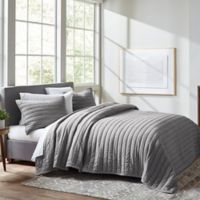 ED Ellen DeGeneres Marmont Full/Queen Quilt in Grey