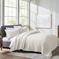 ED Ellen DeGeneres Marmont Full/Queen Quilt in White