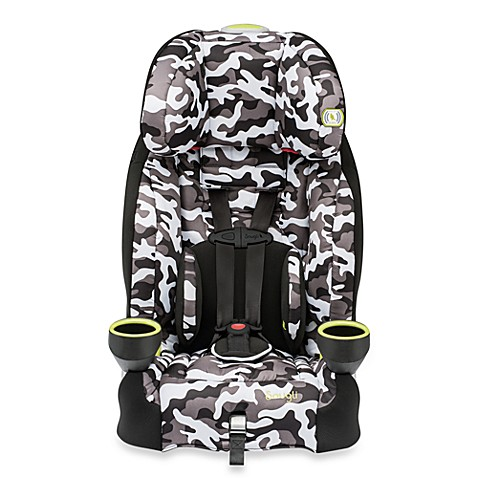 Snugli 174 Booster Car Seat In Black Camo Buybuy Baby