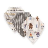 Luvable Friends® 12-Pack Tribe Bandana Bibs in Grey