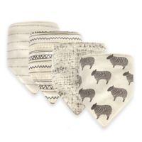Hudson Baby® 12-Pack Sheep Bandana Bibs in Beige