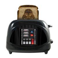 Star Wars™ Darth Vader Toaster in Black