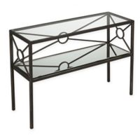 Butler Loft Console Table in Black