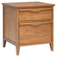 Harbor House™ Bishop Bedside Table in Chestnut