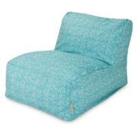 Majestic Home Goods South West Bean Bag Chair Lounger in Teal