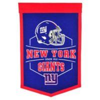 NFL New York Giants Revolution Traditions Banner