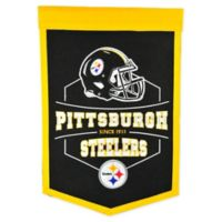 NFL Pittsburgh Steelers Revolution Traditions Banner