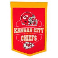 NFL Kansas City Chiefs Revolution Traditions Banner