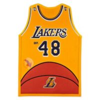 NBA Los Angeles Lakers Traditions Jersey Banner