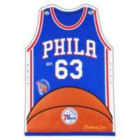 NBA Philadelphia 76ers Traditions Jersey Banner