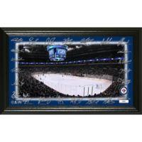 NHL Winnipeg Jets Signature Rink Photo Mint