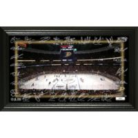 NHL Anaheim Ducks Signature Rink Photo Mint