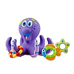 Nuby™ Octopus Bath Time Toss