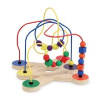 Melissa & Doug® Multi-colored Toy Bead Maze