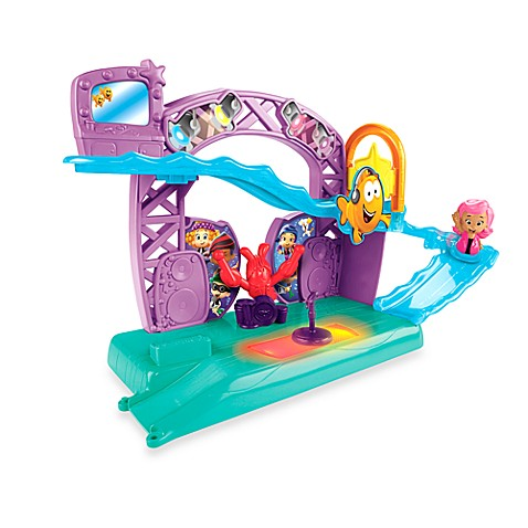 Fisher-Price® Bubble Guppies Rock & Roll Stage