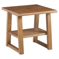 Harbor House Ashby Side Table in Chestnut