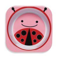SKIP*HOP® Zoo Melamine Bowl in Ladybug