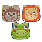 Neat Solutions® Character Face Bib Set in Boy