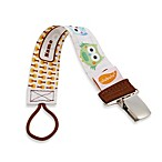 ulubulu™ Personalized  Oliver  Pacifier Clip