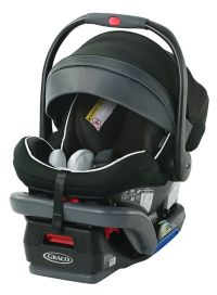 Graco® SnugRide® SnugLock 35 Platinum Infant Car Seat in Black Spencer