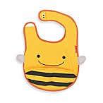 SKIP*HOP® Zoo Tuck-Away Bibs in Bee