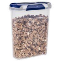 Décor® Match-Ups® Clips 169.1 oz. Cereal Server in Black