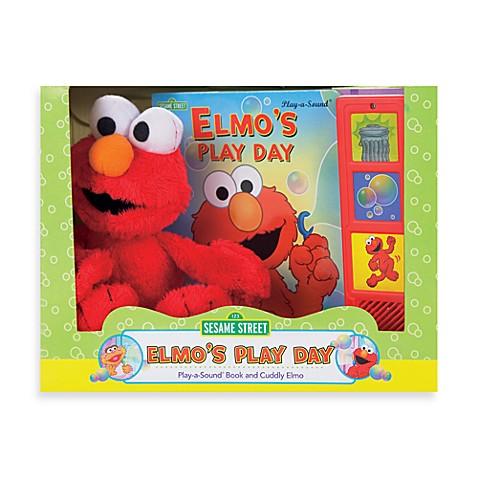 Elmo Toys Sesame Street