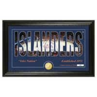 NHL New York Islanders Silhouette Photo Mint