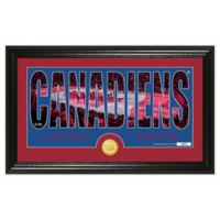 NHL Montreal Canandiens Silhouette Photo Mint