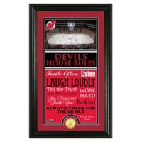 NHL New Jersey Devils House Rules Photo Mint
