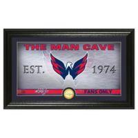 NHL Washington Capitals Man Cave Photo Mint
